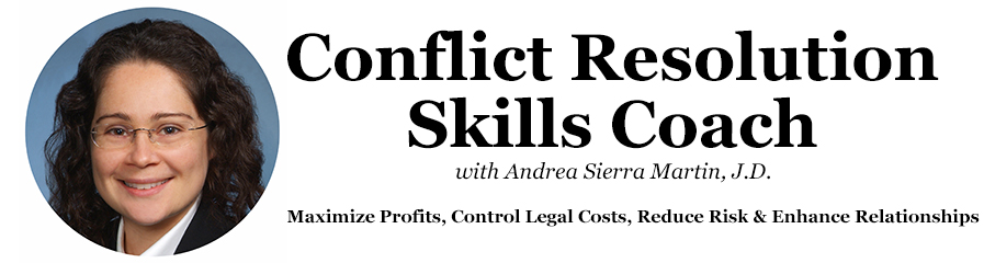 Conflict Resolution Skills Coach header image